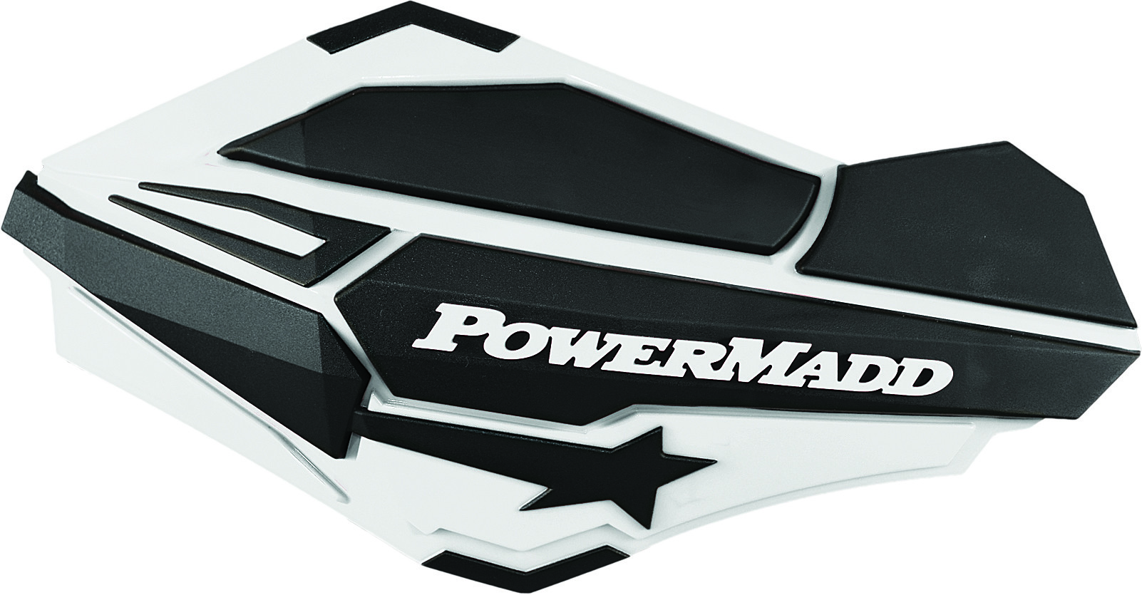 Sentinal Handguards (White/Black)
