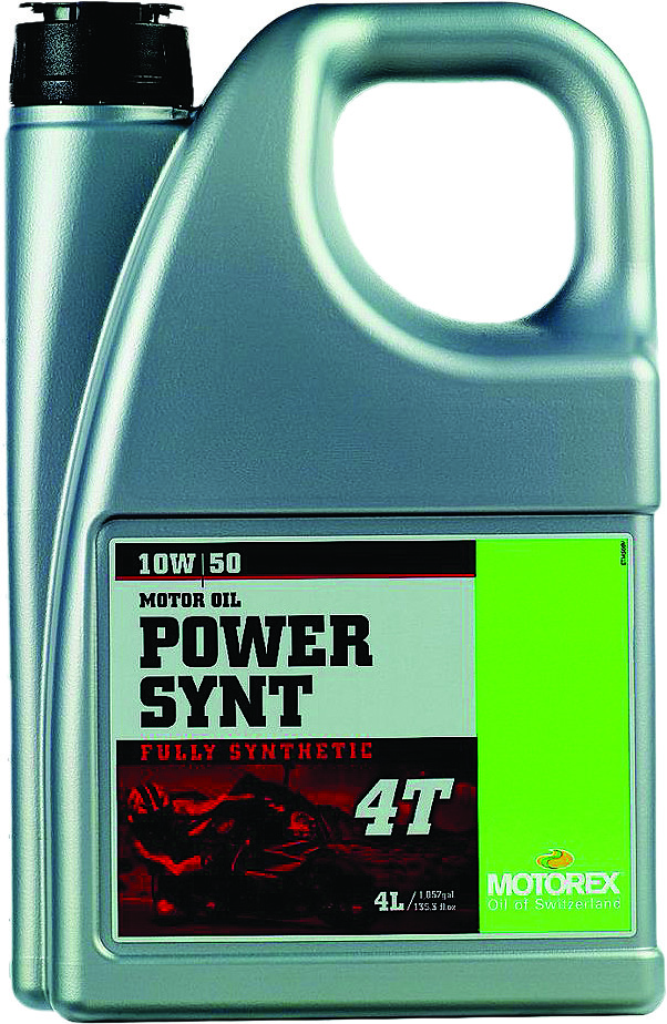 Power Synthetic 4T 10W50 (4 Liters)
