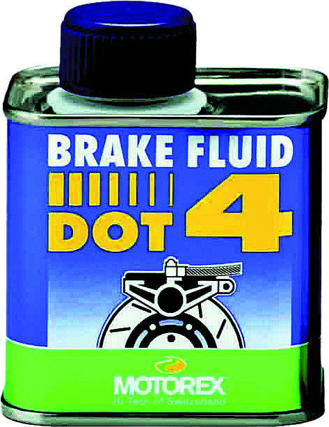 Dot 4 Brake Fluid (250Ml)