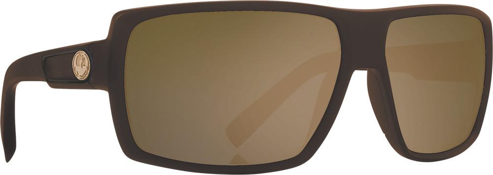 Double Dos Sunglasses Matte Tortoise W/Bronze Lens