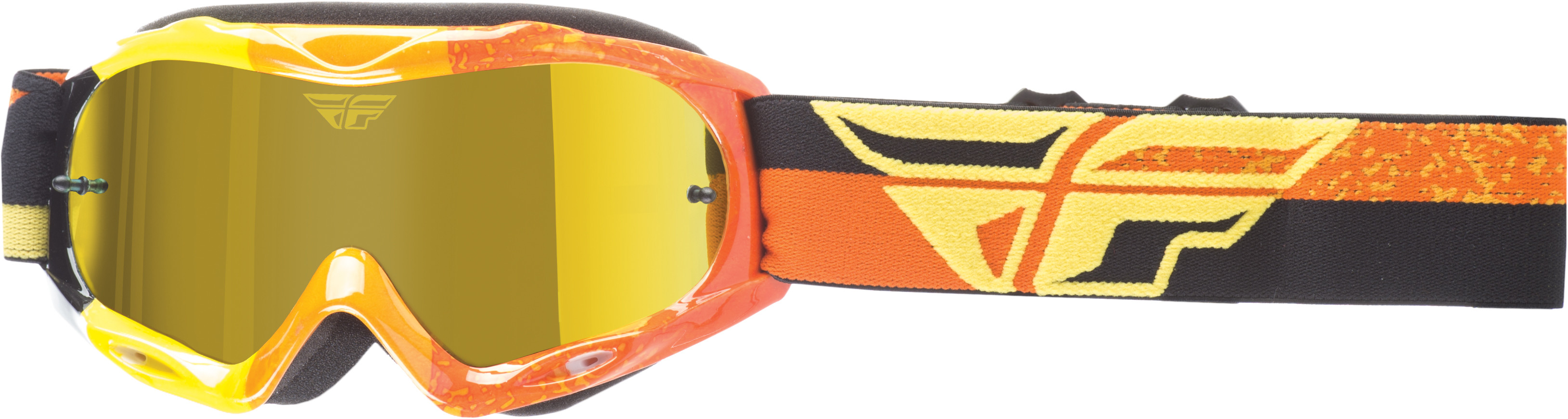 Zone Composite Youth Goggle Yellow/Orange/Black