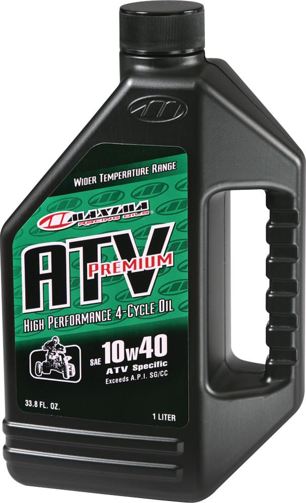 Atv Premium 4T 10W-40 Liter
