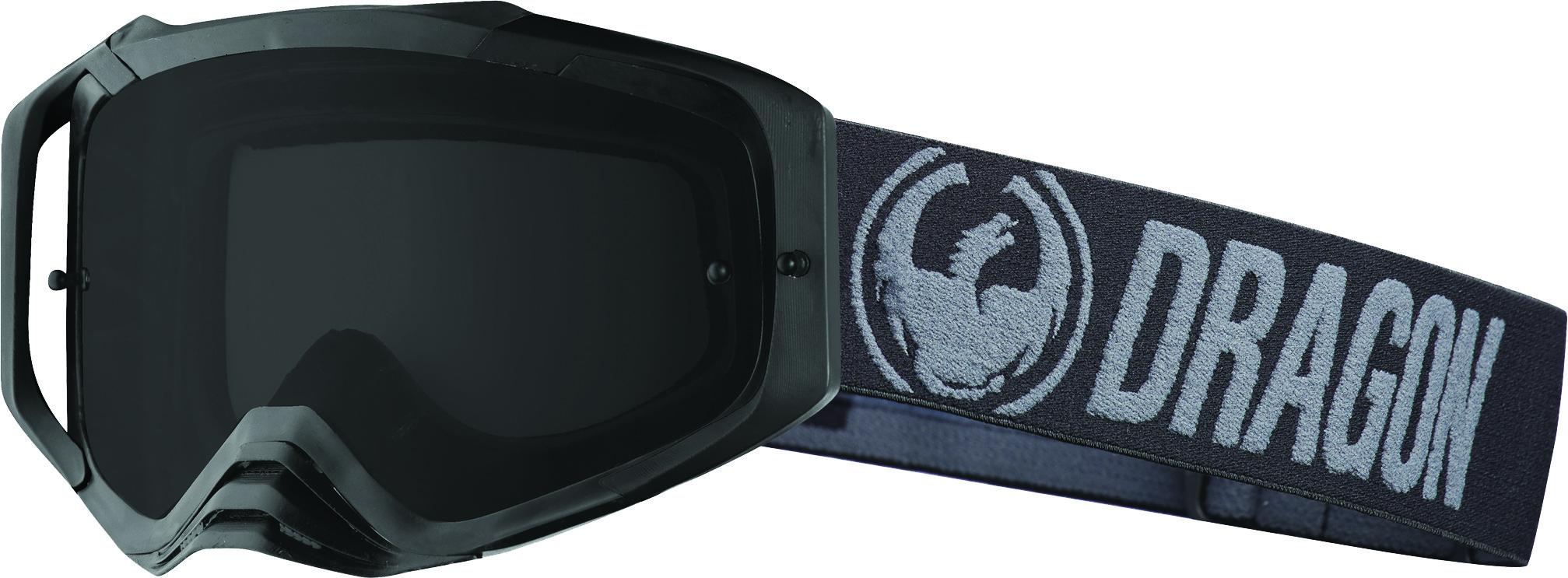 Mxv Max Goggle Black W/Smoke Lens
