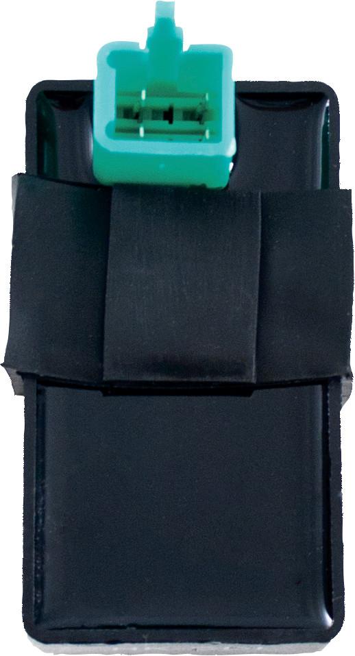 Cdi 4 Pin Female Plug 70-125cc (Green)