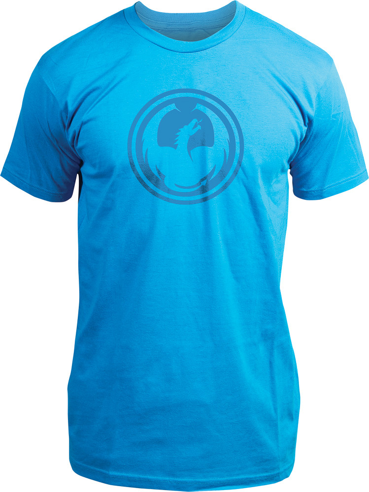 Icon Special Tee Deep Turquiose L