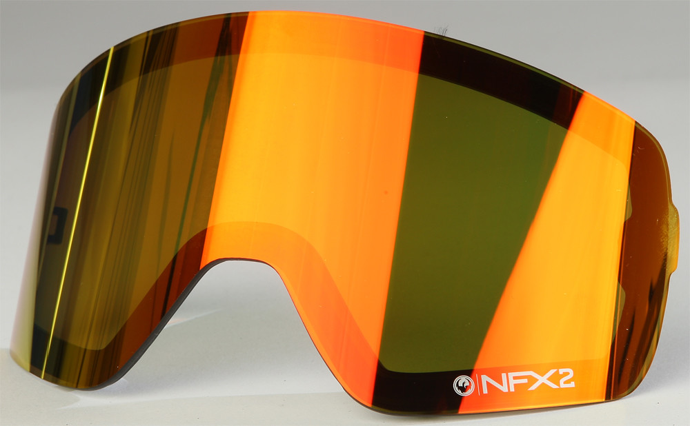 Nfx2 Dual Replacement Lens Red Ion