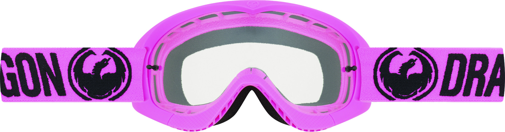 Youth Mx Goggle Rocket W/Clear Lens