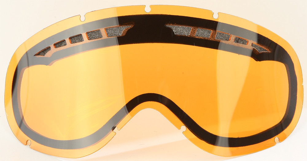 Mdx All Weather Lens Amber W/Out Post