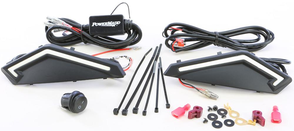 Powermadd Handguard Light Kit Fits Star Series
