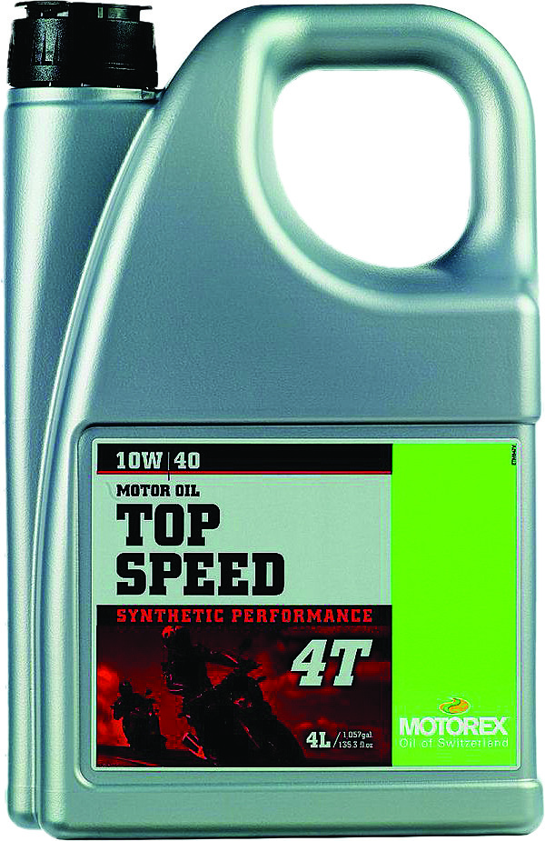 Top Speed 4T 10W40 (4 Liters)