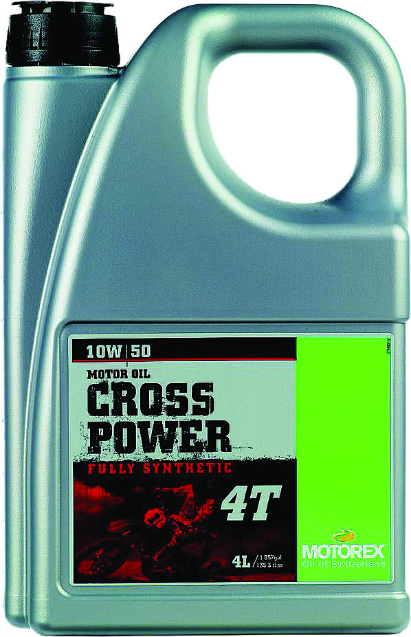 Cross Power 4T 10W50 (4 Liters)