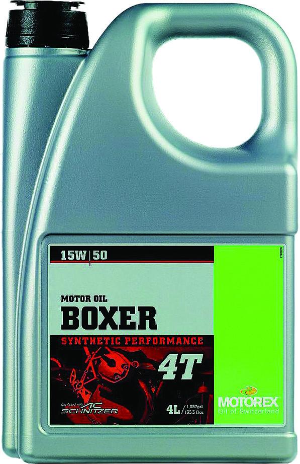 Boxer 4T 15W50 (4 Liters)