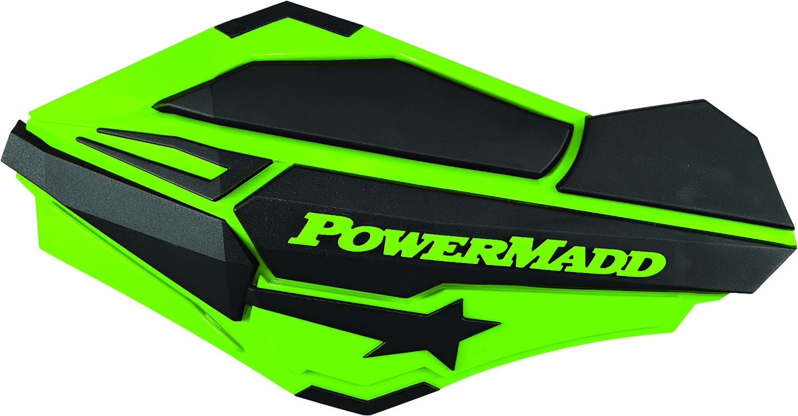 Sentinal Handguards (Green/Black)