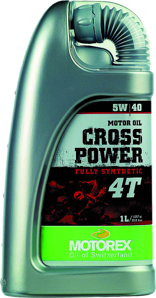 Cross Power 4T 5W40 (1 Liter)