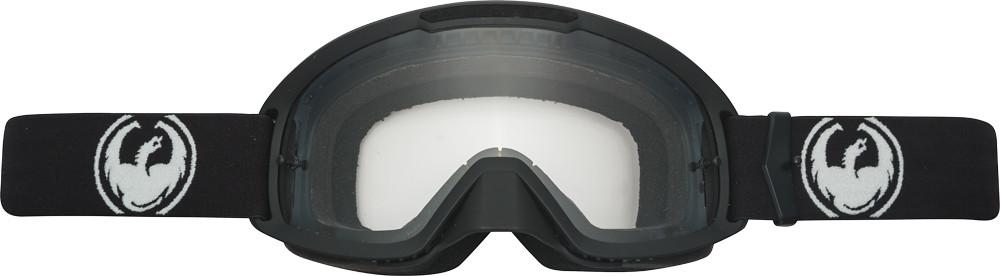Mdx2 Coal (Clear Lens)