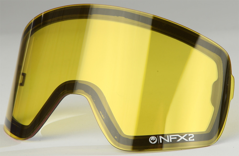 Nfx2 Dual Replacement Lens Yellow