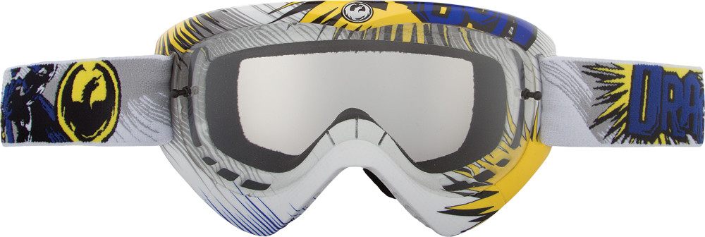 Youth Goggle Super Dude W/Clear Lens