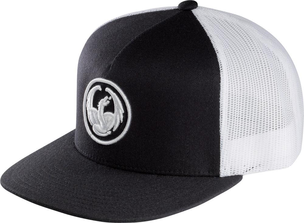 Icon Mesh Hat (Black)