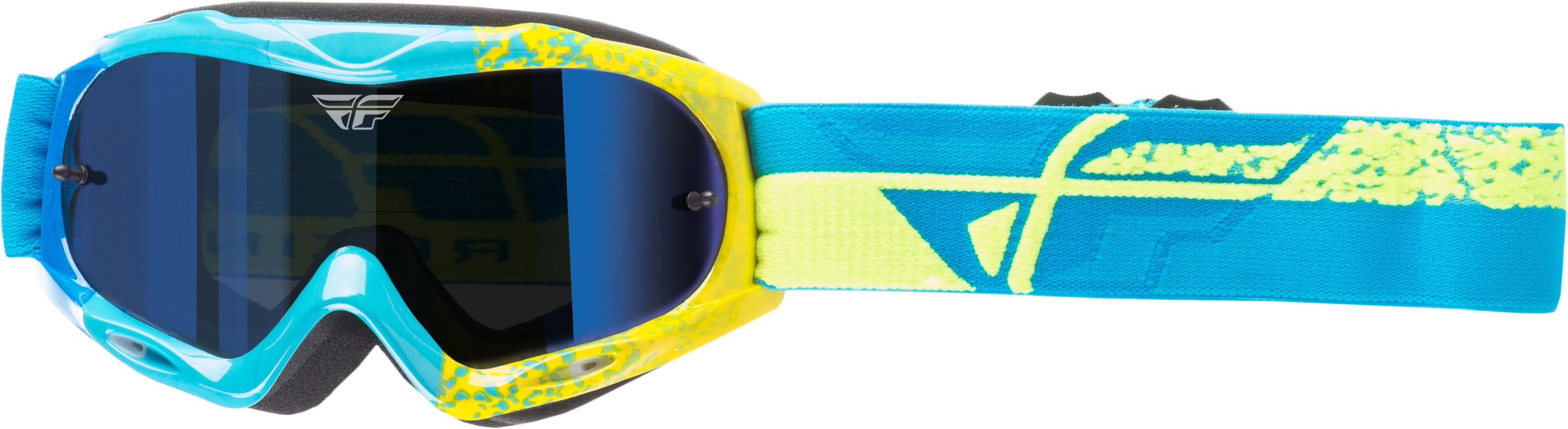 Zone Composite Youth Goggle Blue/Hi-Vis