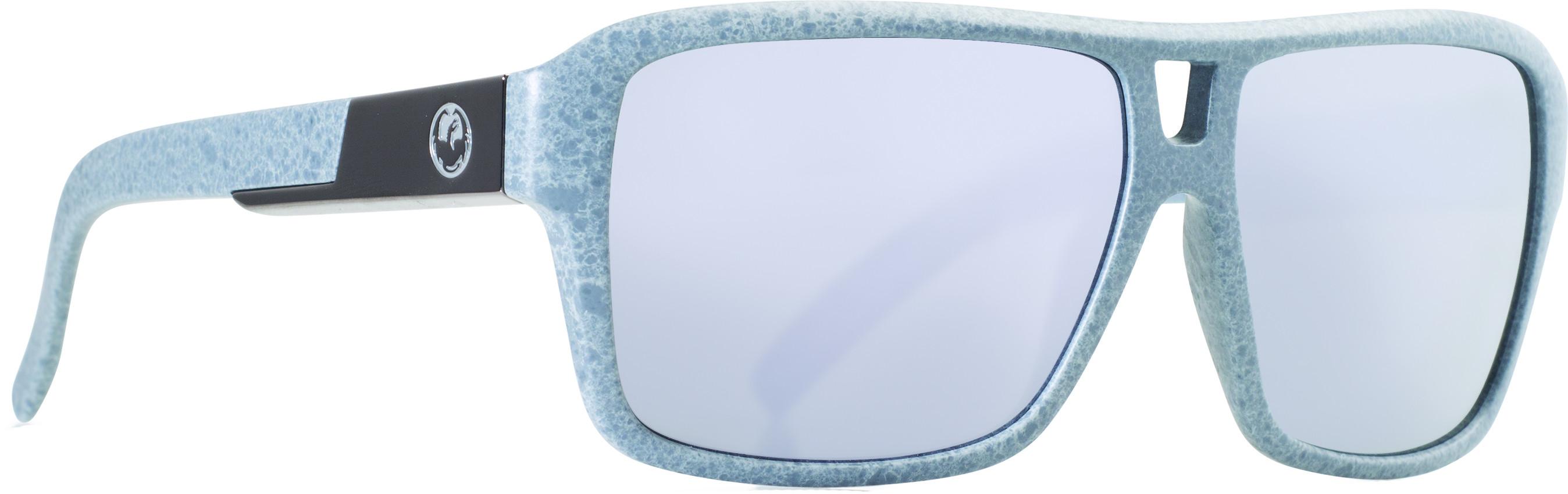 Jam Sunglasses Matte Cement W/Silver Ion Lens
