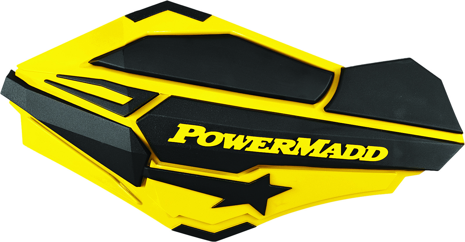 Sentinal Handguards (Suzuki Yellow/Black)