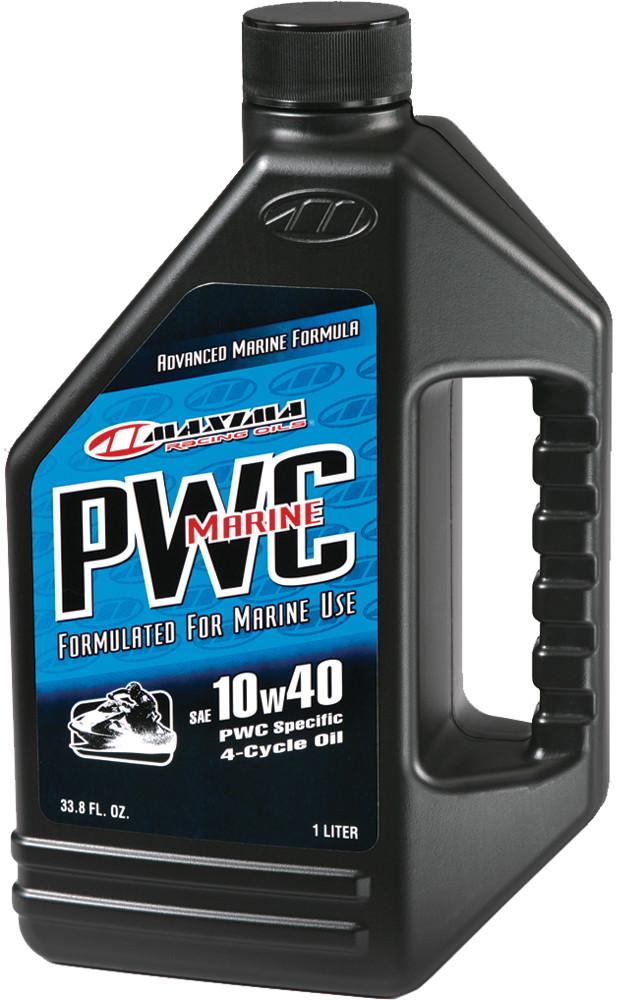 Pwc Marine 4T 10W-40 Liter