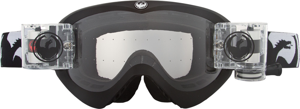 Mdx Coal Rapid Roll System W/Clear Aft Lens