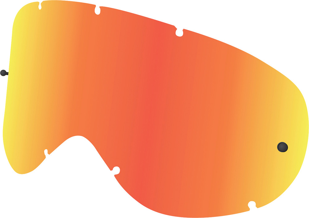 Nfx Goggle Lens (Red Ionized)