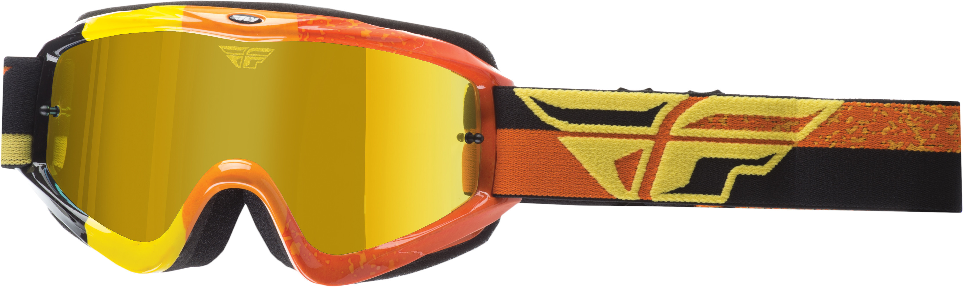 Zone Composite Goggle Yellow/Orange/Black