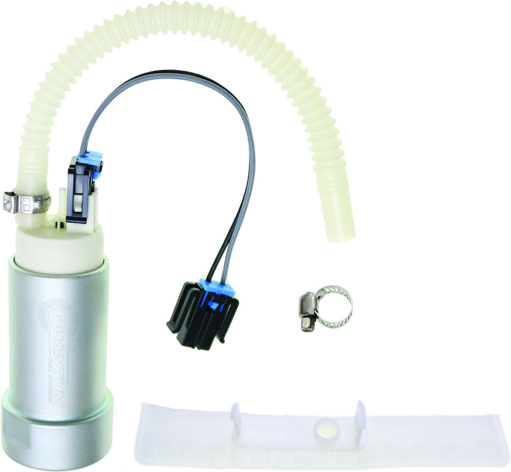Quantum Motorcycle Replacement Fuel Pump 02-16 Harley Dyna Softail V-Rod FXDF
