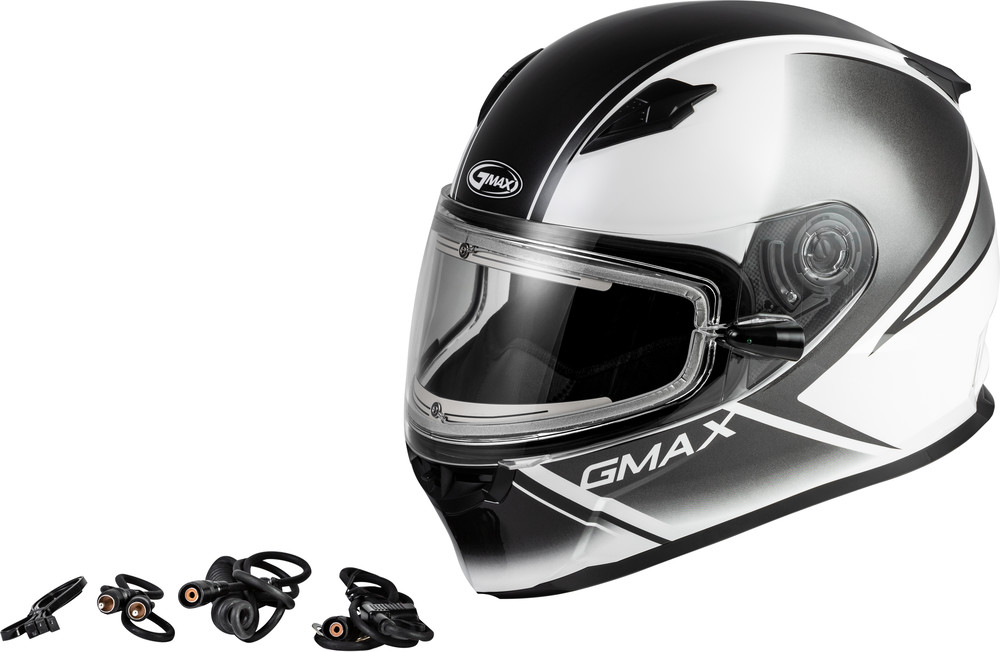 Youth All sizes FF-49S Full-Face Hail Snow Helmet GMAX