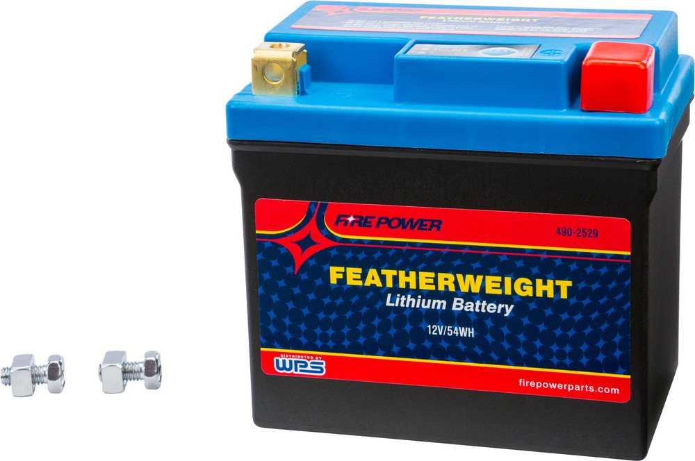 Featherweight Lithium Battery - Fire Power
