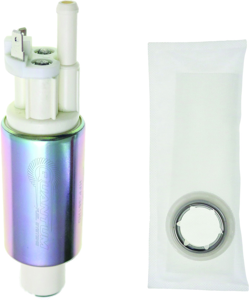 Quantum Motorcycle Replacement Fuel Pump 95-99 Harley Touring FLHR FLHT FLTR