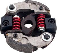 Clutch 2 Leaf W/Out Key Hole High Performance 47/49cc