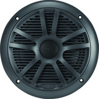 "Boss Audio 180W 6-1/2"" 2-WAY SPEAKER BLACK"