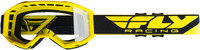 2019 Focus Goggle Yellow W/Clear Lens
