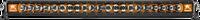 "Rigid RADIANCE PLUS 40"" AMBER - 240043"