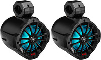 "Boss Audio 6.5"" POD BLUETOOTH RGB SPEAKERS"