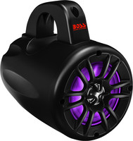 "Boss Audio 4"" POD BLUETOOTH RGB SPEAKERS"