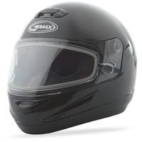 GM-38S FULL-FACE Snow Helmet,  Black SM 72-6160S