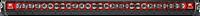 """Rigid RADIANCE PLUS 50"""" RED - 250023"""