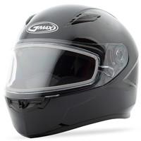 FF-49 FULL-FACE Snow Helmet,  Black MD 72-6300M