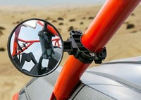 """Open Trail 4"""" CLAMP SIDE MIRRORS - PSUSM"""