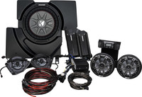 SSV Works 5 SPEAKER KIT CAN AM X3 KICKER