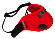 RZ Mask RZ MASK M2.5 MESH RED