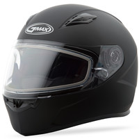 FF-49 FULL-FACE Snow Helmet,  Matte BLACK 72-63103X