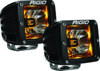 Rigid RADIANCE POD LIGHT AMBER - 20204