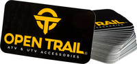 "Open Trail STICKER 3"" (50 PK) - 99-7122"