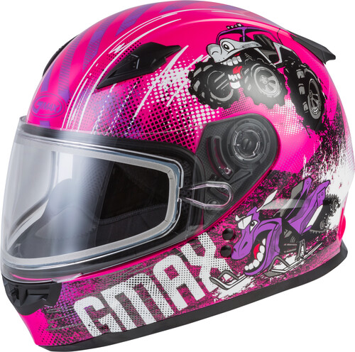 Youth GM-49Y Beasts Snow Helmet