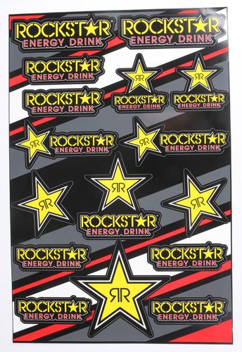 Fly/Rockstar Decal Sheet 862-90108